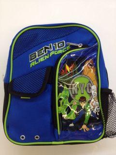 BEN 10 BEN10 Mini Toddler Backpack small diaper bag overnight baby bag