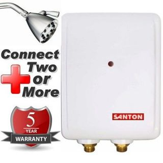 Improvement  Heating, Cooling & Air  Water Heaters  Tankless