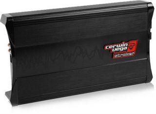 NEW ) Cerwin Vega STKR1000.1 2000 Watt Mono Amp Amplifier STKR 10001