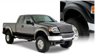 Bushwacker Extend A Fender Flares for 2004 2008 Ford F 150 / Lincoln