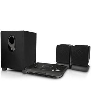 Coby Electronics Corp. Dvd420 2.1 Channel Dvd Home Theater System