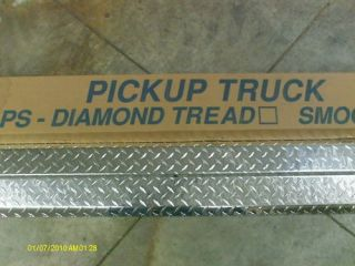DIAMOND TREAD ALUMINUM BED CAPS 82 92 FORD RANGER KW828