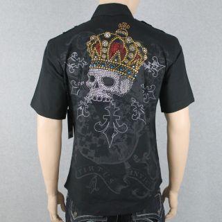 Rebel Spirit Short Sleeve Shirt 2011 SSW110773