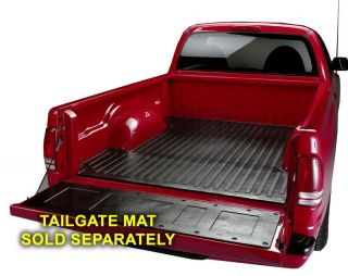 Rubber Bed Mat Truck BedMat Liner TailGate Combo X tra Short Bed SB 5