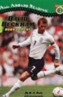David Beckham Sports biography level 3 reader Soccer
