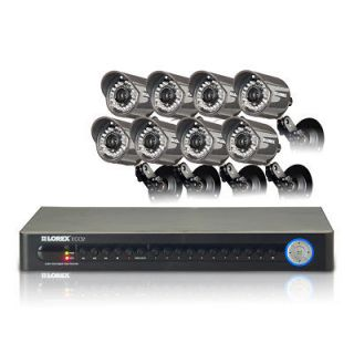 Vantage 16 Channel H.264 DVR 1TB Hard Drive 8 Cameras LH1361001C8B