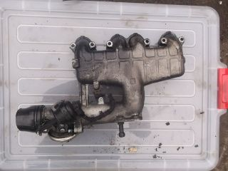VW GOLF MK4 2001 1.9 TDI AJM EGR VALVE WITH INLET MANIFOLD 038131501E
