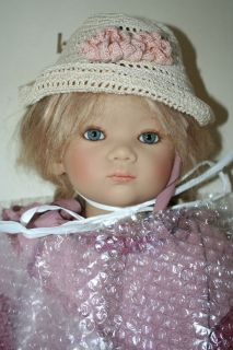Annette Himstedt Hanni Doll (RARE Only 277 Made) Hard to Find