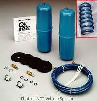 Firestone 4106 Coil Rite Air Spring Kit [Rear] Chevy/GMC Trailblazer