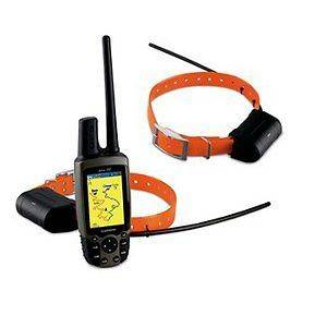 GARMIN ASTRO 220 DOG TRACKER COMBO + 2 DC40 COLLAR BUNDLE DC 40