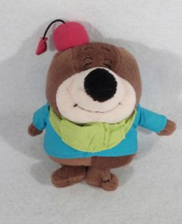 Secret Squirrel Hanna Barbera Morocco Mole 7 plush toy