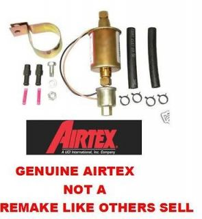 AIRTEX E8016S ELECTRIC FUEL PUMP 2.5psi 4psi 30gph 12v UNIVERSAL