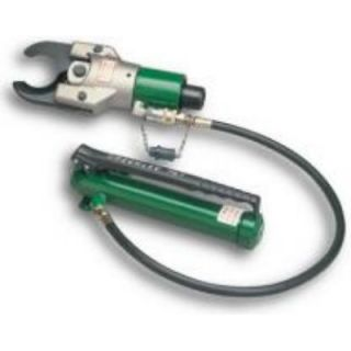 Greenlee 750H767 Hydraulic Cable Cutter with 767 Hand Pump