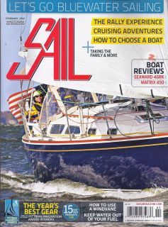BLUEWATER SAILING YEARS BEST GEAR CRUISING ADVENTURES BOAT REVIEWS