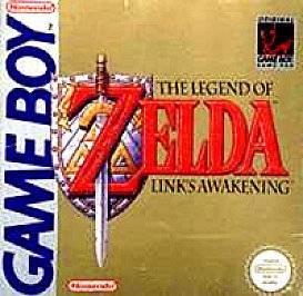 The Legend of Zelda Links Awakening (Nintendo Game Boy, 1993)