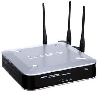 Linksys by Cisco Wifi WAP4400N Wireless Access Point with Advanced