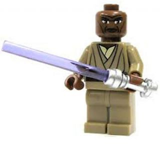 LEGO STAR WARS MACE WINDU MINIFIG figure toy person NEW