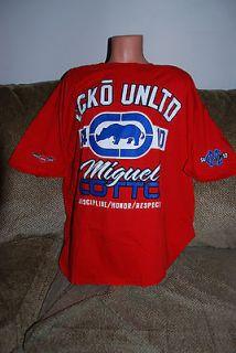 New Mens MMA Mark Ecko Unltd Miguel Cotto Black T Shirt 2XL
