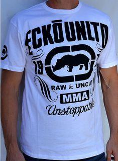 ECKO Unltd. UNSTOPPABLE Mens Short Sleeve T Shirt   MMA   90109 NEW