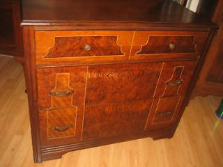 antique dresser with mirror in Dressers & Vanities