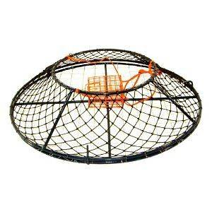 Protoco Space Saver Crab Pot Net Cage Fishing Crabbing 35 D x 9 H