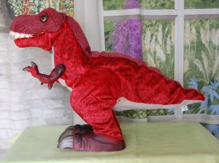 Playskool T Rex Dinosaur Animated W/Sound INTERACTIVE LIFE LKE Kota
