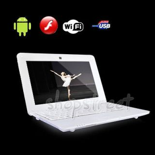 New 4GB 10.2 Android 4.0 A10 1.5GHZ 1GB Mini Laptop Netbook Notebook