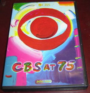 CBS AT 75 ~ EMMY DVD Peter Max Art   Loni Anderson, Catherine Bell