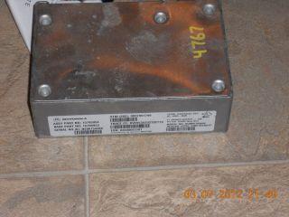 2006 Chevrolet Trailblazer GMC Envoy Onstar reciever module 15795954