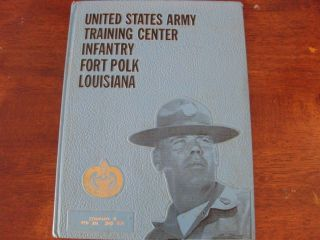 Army Training Center Infantry Fort Polk Louisiana Company D 4th BN