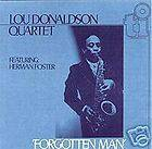 Lou Donaldson QuartetForgotten man Live in Milano 1981 YUGO LP