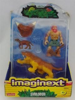 Newly listed Fisher Price Imaginext Smilodon Tiger MIB Kids Gift