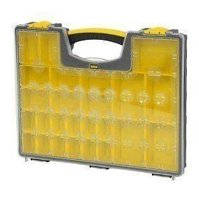 NEW Stanley Storage Box tool Organizer 25 Compartments