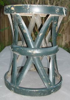 antique brass plant stand in Furniture