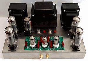 stereo tube amp kit in TV, Video & Home Audio