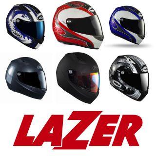 LAZER KESTREL MOTORCYCLE MOTORBIKE SPORTS TOURING BIKE HELMET   CHEAP