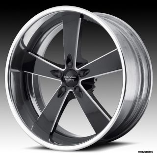 18x12 AMERICAN RACING VN 472 CUSTOM BILT CHEVY FORD DODGE MOPAR WHEELS