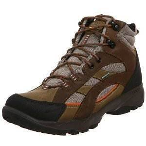 ECCO Rugged Terrain V Savage Mid Gore Tex Waterproof Men Hiking Boots