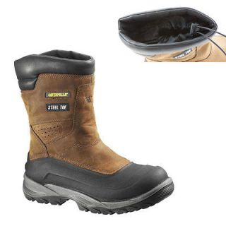 insulated steel toe boots in Boots