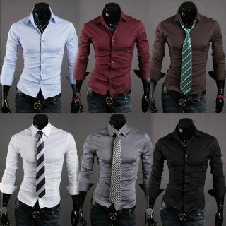mens shirts in Casual Shirts