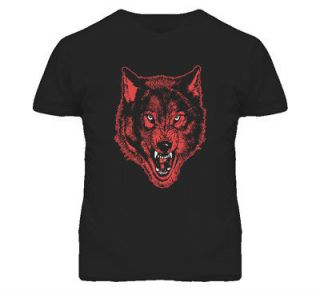 Nwo Wolf Pack Black And Red Wrestling Classic T Shirt