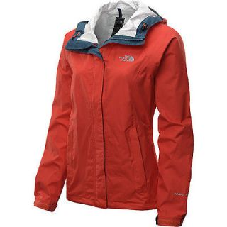 The North Face Venture Jacket Rainwear Rain Coat Juicy Red Waterproof