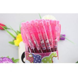 Lots   NEW Cute Fancy Hello Kitty Stationery Ballpoint Pen (42 pcs
