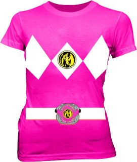 pink power ranger costume in Girls