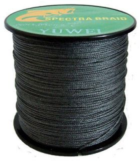 DYNEEMA Fishing Line 500M 40LB Gray POWER PRO braid 4 strands