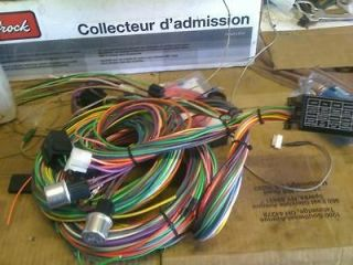 GM GMC Pickup Truck Modern Update Main Wiring Harness
