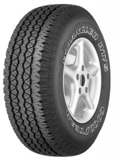 New P 255 70 16 Goodyear Wrangler RTS Tires 70R16 R16 2557016 70R