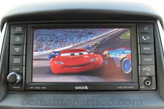 DODGE CHRYSLER JEEP CD PLAYER REN HIGH SPEED  HARD DRIVE DVD UNIT