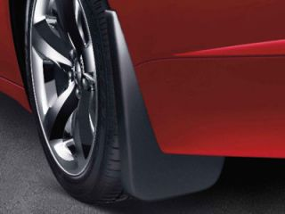 Dodge Charger Deluxe Molded Splash Guards Rear Mud Flaps Mopar