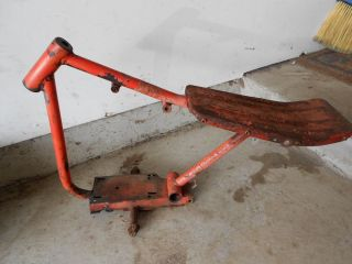 VINTAGE RUPP TRIALS MINI BIKE FRAME ONLY PARTS PROJECT  USED